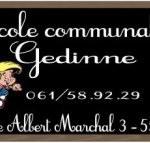 logo ecole communale de Gedinne